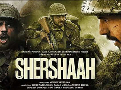 Shershaah is the most watched movie on Amazon Prime Video in India till date