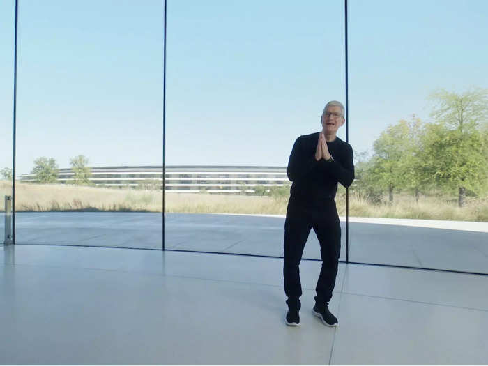 """Apple's """"California Streaming"""" event starts at 1 p.m. ET, and you can watch it on a variety of different devices and platforms."""