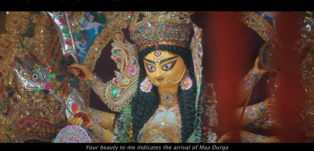 Shoppers Stop launches an ad film for the homecoming of Maa Durga with Swastika Dutta
