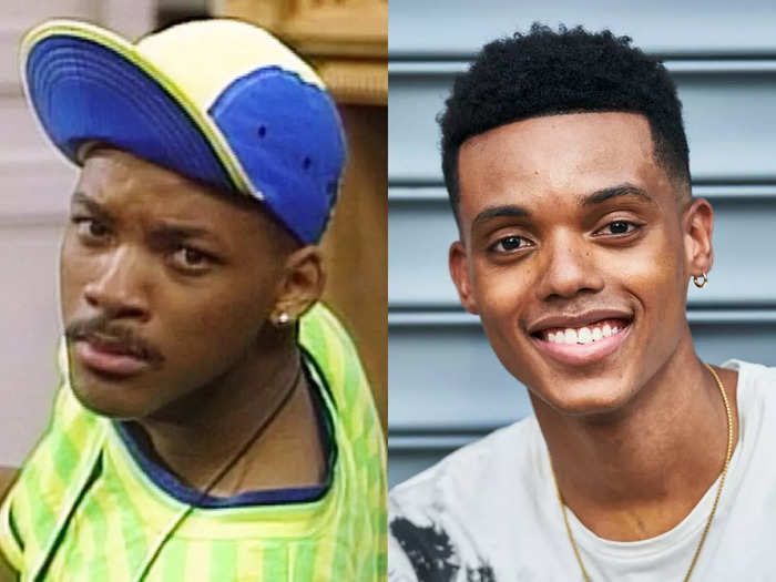 Newcomer Jabari Banks has been cast as Will in the reboot.