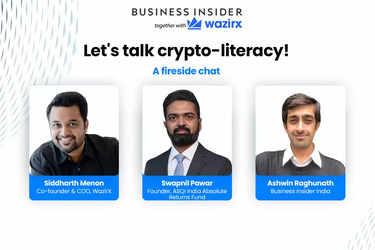 Let's talk crypto-literacy!