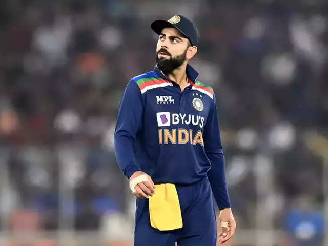 Virat Kohli to step down as India's T20 captain, says he had 'immense workload' over the years
