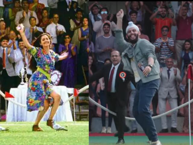 Cadbury Dairy Milk recreates its iconic stadium advertisement, with a wonderful twist