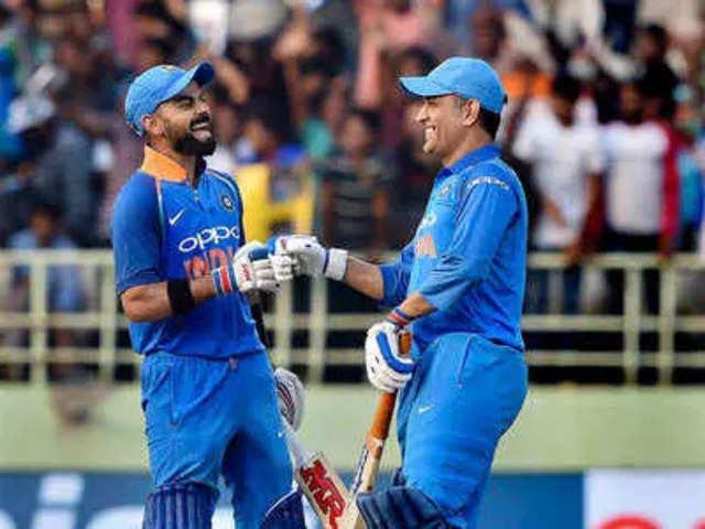 Virat Kohli's T20I journey as captain is better than Dhoni's