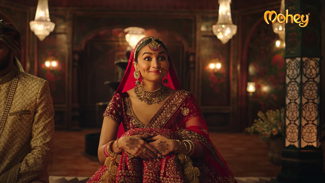 Mohey's advertisement starring Alia Bhatt urges the audience to relook at the practice of Kanyadaan