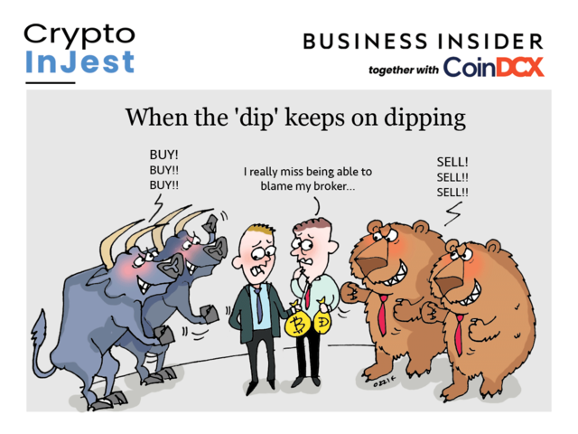 Three reasons why this might be a good time to buy Bitcoin