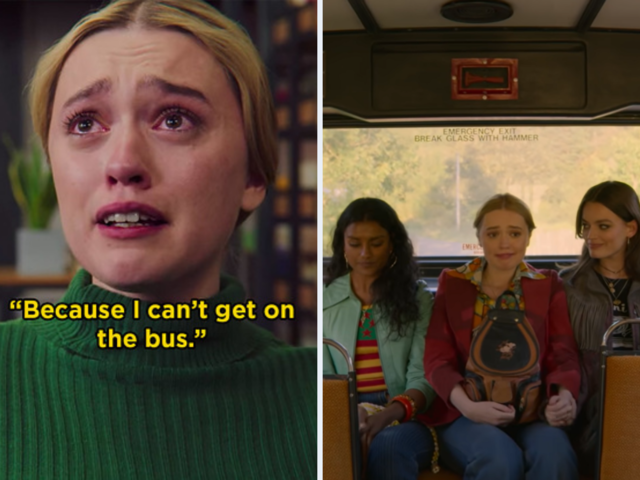Durex takes down its latest social media post on the bus scene from Netflix's Sex Education after internet users call it 'insensitive'