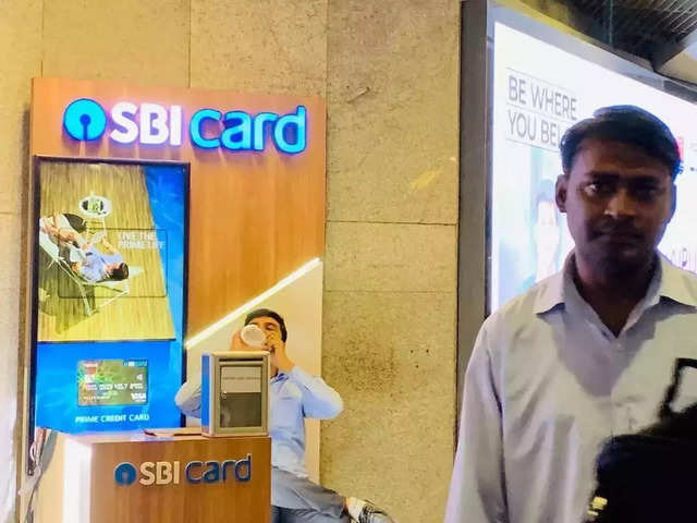 SBI Cards is down as Carlyle dumps shares but the credit cards business is bouncing back