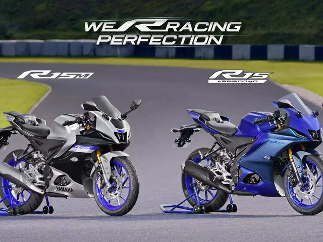 2021 Yamaha R15 V4.0, R15M, Aerox 155 launched in India — all you need to know