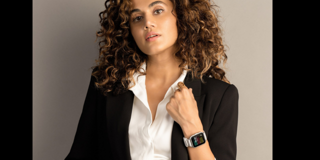 Noise ropes in Taapsee Pannu as its brand ambassador for smart wearables