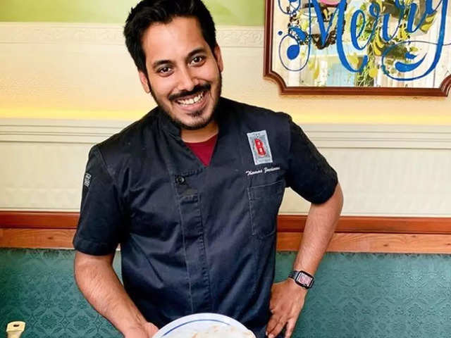 This Indian chef says he is making his entire month's salary from one Instagram video but for him it's just a tool
