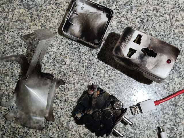 OnePlus blames voltage fluctuation after a user reports Nord 2 charger explosion
