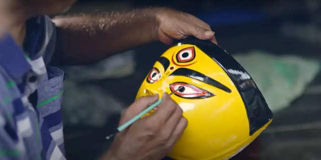Navratri 2021: Here's how brands celebrated the spirit of Navratri across India