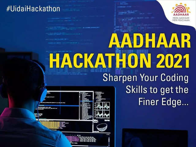 Aadhaar Hackathon 2021 – how to participate, prize money, rules and more