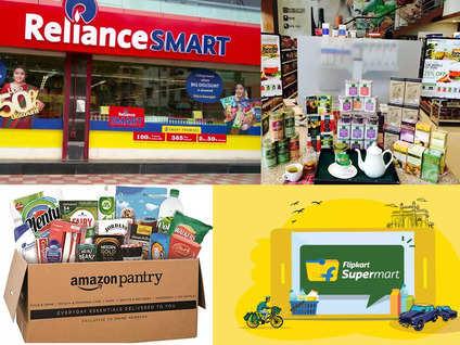 Top ten grocery brands in India: YouGov Report