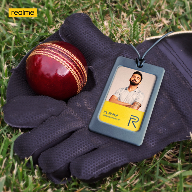 KL Rahul to be the brand ambassador for realme's smartphone category