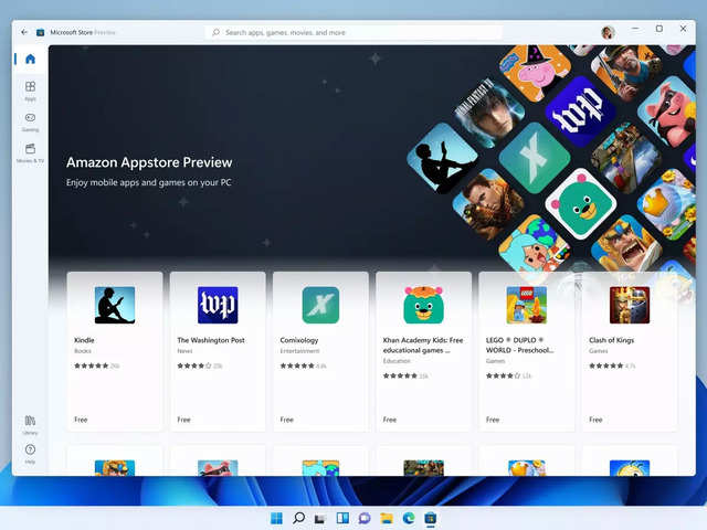 Here's how to install Android apps on Windows 11