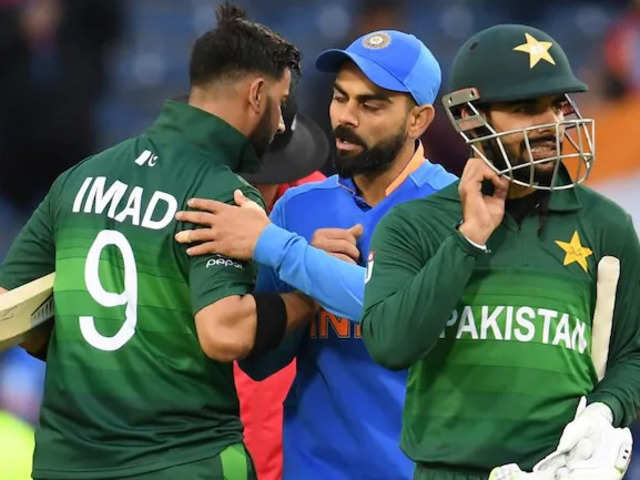 India vs Pakistan at ICC T20 World Cup: The 'Men in Blue' have a definite advantage in this one