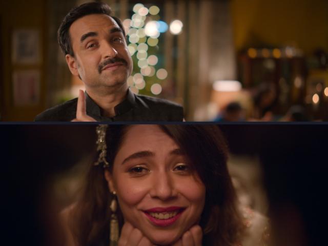 Pankaj Tripathi and Maanvi Gagroo reprise their role as Kaleen Bhaiyya and Siddhi in Amazon Prime India's Diwali campaign